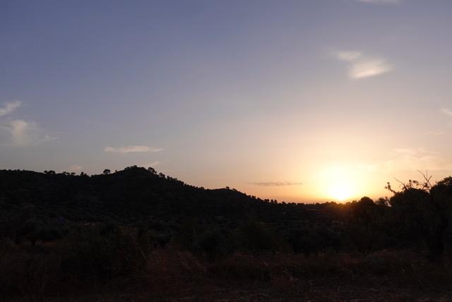 off-grid Spain Freedom Farm