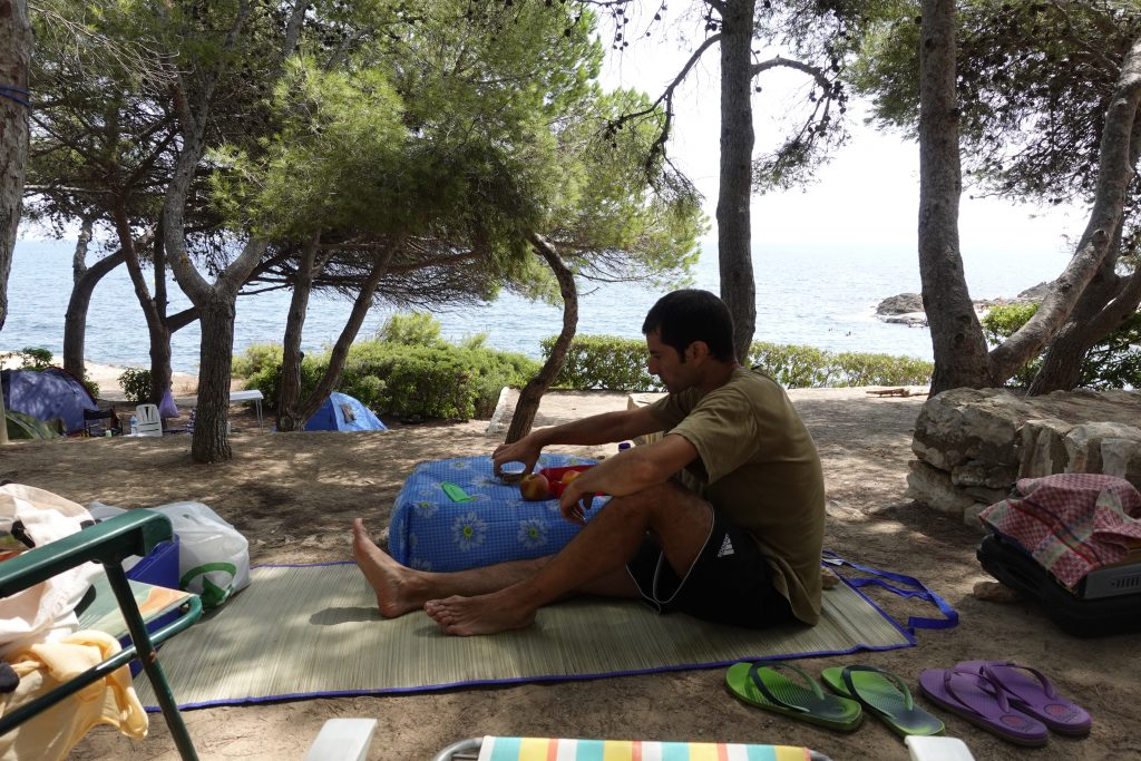 camping in catalonia