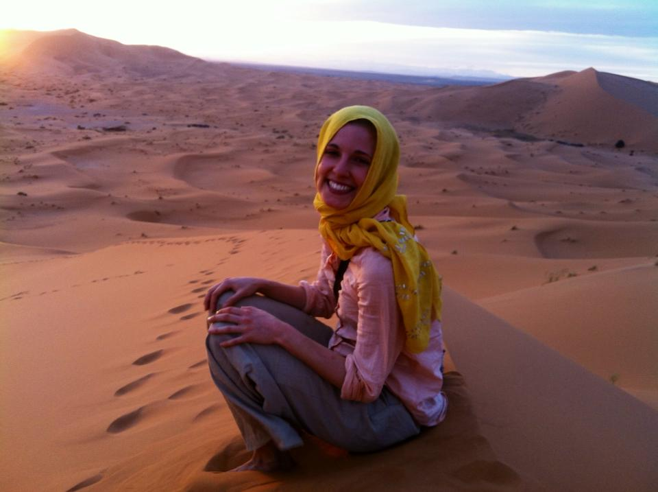 Solo travel in Morocco