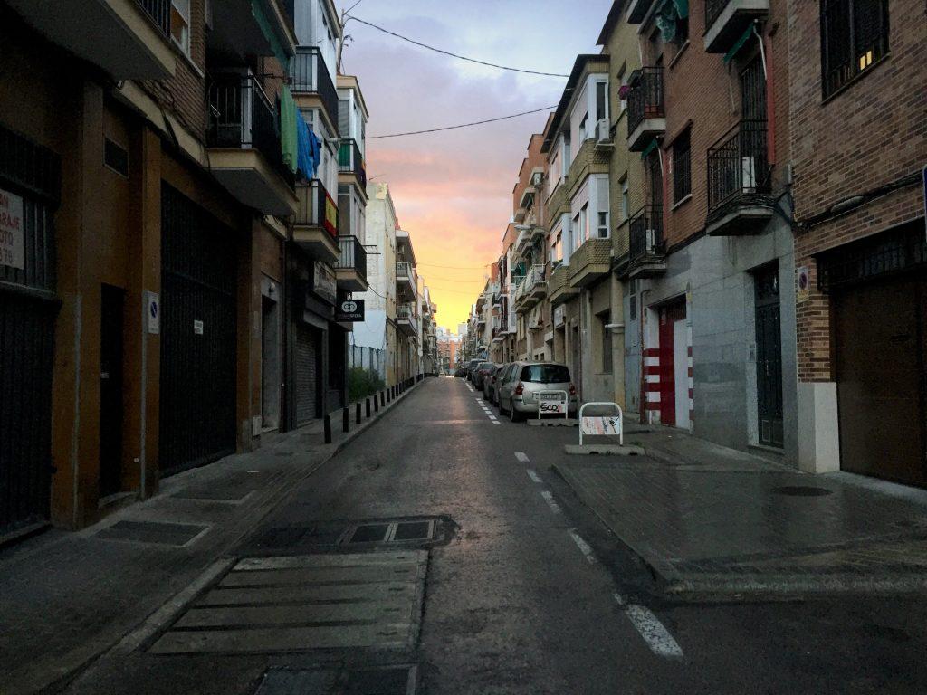 In search for home Madrid Marques de Vadillo