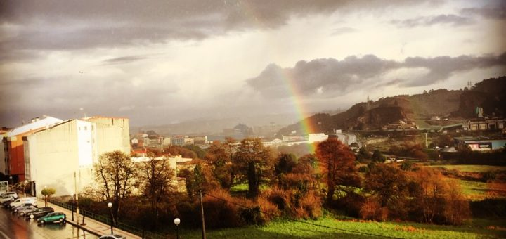 rainbows Galicia